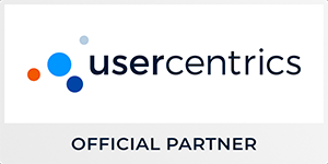 Usercentrics Official Partner Logo